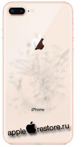 Замена заднего стекла iPhone 8 Plus