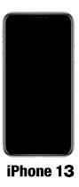 Замена стекла iPhone 13